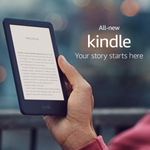 Máy đọc sách Kindle New 2019 4Gb (10th) Refurbished