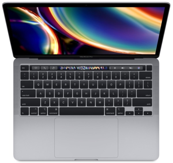 MacBook Pro - Space Gray MWP52 16Gb 1TB (2020)