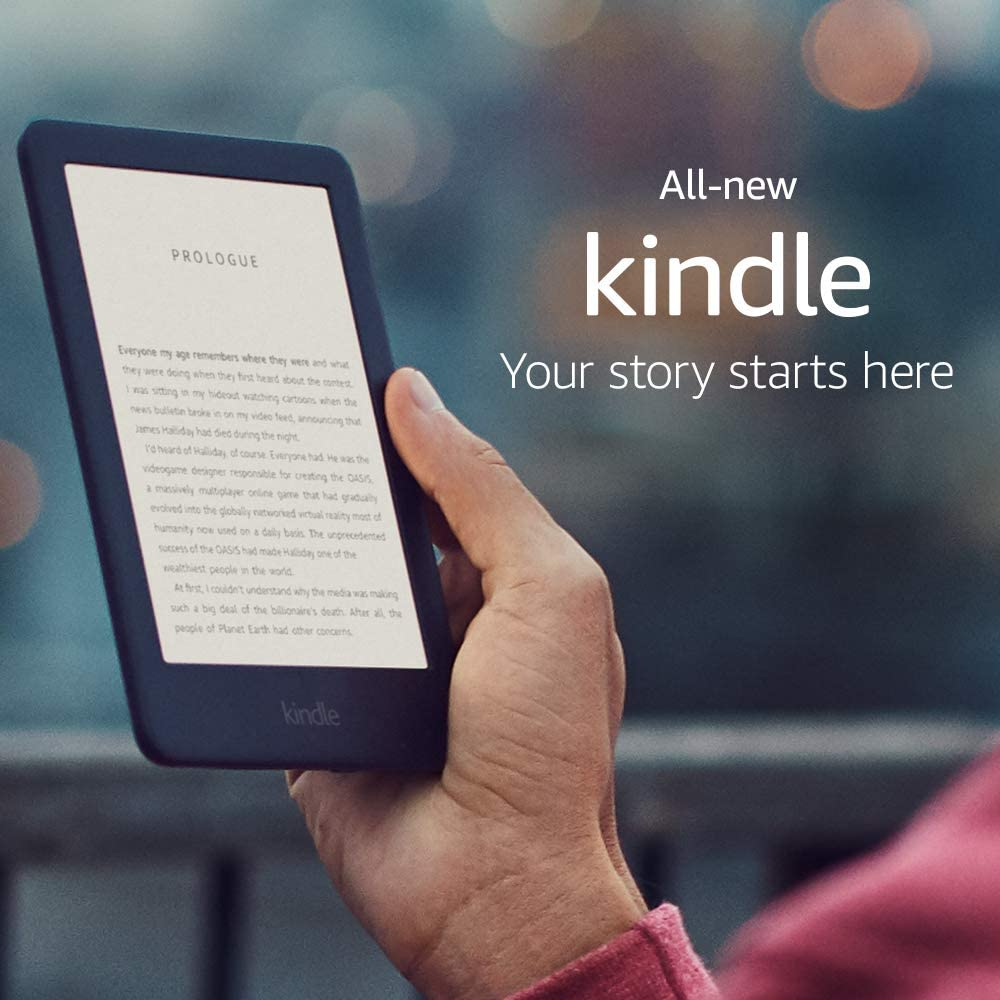 All new Kindle Gen 10 - 2019 4Gb